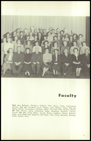 Page 7, 1950 Edition, Germantown Friends School - Blue and White Yearbook (Philadelphia, PA) online yearbook collection