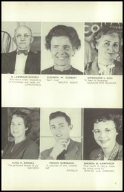 Page 9, 1950 Edition, Germantown Friends School - Blue and White Yearbook (Philadelphia, PA) online yearbook collection