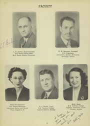 Page 10, 1947 Edition, Gettysburg High School - Boomerang Yearbook (Gettysburg, SD) online yearbook collection