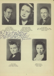 Page 11, 1947 Edition, Gettysburg High School - Boomerang Yearbook (Gettysburg, SD) online yearbook collection