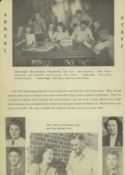 Page 12, 1947 Edition, Gettysburg High School - Boomerang Yearbook (Gettysburg, SD) online yearbook collection