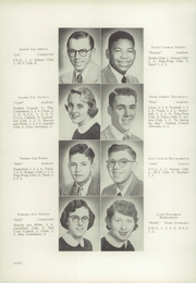 Gettysburg High School - Cannon Aid Yearbook (Gettysburg, PA) online yearbook collection, 1954 Edition, Page 16