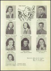 Gibsland High School - Eagle Yearbook (Gibsland, LA) online yearbook collection, 1948 Edition, Page 15