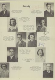 Gig Harbor High School - Growler Yearbook (Gig Harbor, WA) online yearbook collection, 1946 Edition, Page 11 of 70
