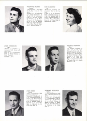 Page 17, 1954 Edition, Gilbert High School - Mi Kana Yearbook (Gilbert, MN) online yearbook collection
