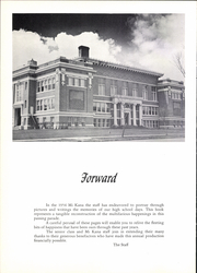 Page 6, 1954 Edition, Gilbert High School - Mi Kana Yearbook (Gilbert, MN) online yearbook collection