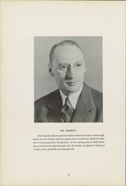 Page 12, 1946 Edition, Gilbert School - Miracle Yearbook (Winsted, CT) online yearbook collection
