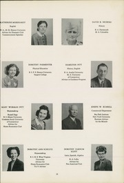 Page 15, 1946 Edition, Gilbert School - Miracle Yearbook (Winsted, CT) online yearbook collection