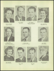 Page 13, 1948 Edition, Girard High School - Cardinal Yearbook (Girard, IL) online yearbook collection