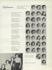 Page 13, 1953 Edition, Girls Catholic Central High School - Memories Yearbook (Detroit, MI) online yearbook collection