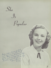 Page 17, 1953 Edition, Girls Catholic Central High School - Memories Yearbook (Detroit, MI) online yearbook collection