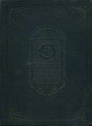 Girls Preparatory School - Kaleidoscope Yearbook (Chattanooga, TN) online yearbook collection, 1927 Edition, Cover