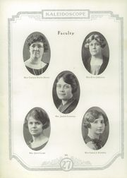 Page 12, 1927 Edition, Girls Preparatory School - Kaleidoscope Yearbook (Chattanooga, TN) online yearbook collection