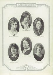 Page 13, 1927 Edition, Girls Preparatory School - Kaleidoscope Yearbook (Chattanooga, TN) online yearbook collection