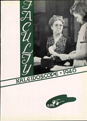Page 15, 1940 Edition, Girls Preparatory School - Kaleidoscope Yearbook (Chattanooga, TN) online yearbook collection