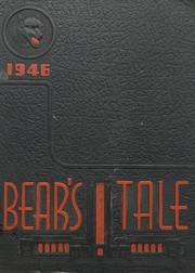 Gladewater High School - Bears Tale Yearbook (Gladewater, TX) online yearbook collection, 1946 Edition, Cover