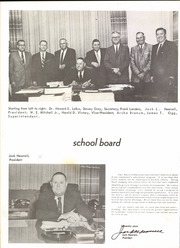 Page 10, 1959 Edition, Gladewater High School - Bears Tale Yearbook (Gladewater, TX) online yearbook collection