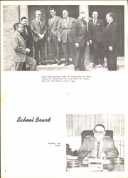 Page 10, 1960 Edition, Gladewater High School - Bears Tale Yearbook (Gladewater, TX) online yearbook collection