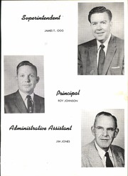 Page 11, 1960 Edition, Gladewater High School - Bears Tale Yearbook (Gladewater, TX) online yearbook collection