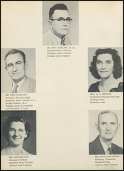 Page 10, 1954 Edition, Glen Rose High School - Rose Petal Yearbook (Malvern, AR) online yearbook collection