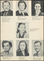 Page 11, 1954 Edition, Glen Rose High School - Rose Petal Yearbook (Malvern, AR) online yearbook collection