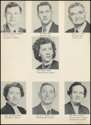 Page 12, 1954 Edition, Glen Rose High School - Rose Petal Yearbook (Malvern, AR) online yearbook collection