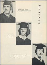 Page 13, 1954 Edition, Glen Rose High School - Rose Petal Yearbook (Malvern, AR) online yearbook collection
