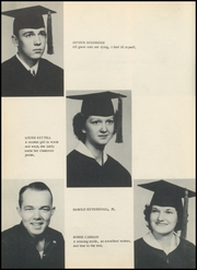 Page 14, 1954 Edition, Glen Rose High School - Rose Petal Yearbook (Malvern, AR) online yearbook collection