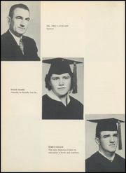 Page 16, 1954 Edition, Glen Rose High School - Rose Petal Yearbook (Malvern, AR) online yearbook collection