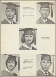 Glen Rose High School - Rose Petal Yearbook (Malvern, AR) online yearbook collection, 1958 Edition, Page 12