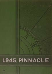Glenbard High School - Pinnacle Yearbook (Glen Ellyn, IL) online yearbook collection, 1945 Edition, Cover