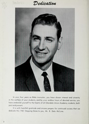 Page 6, 1961 Edition, Glendale Union Academy - Stepping Stone Yearbook (Glendale, CA) online yearbook collection