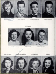 Glenwood High School - Nushka Yearbook (Glenwood, NC) online yearbook collection, 1953 Edition, Page 12