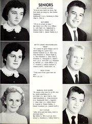 Glenwood High School - Nushka Yearbook (Glenwood, NC) online yearbook collection, 1958 Edition, Page 17 of 104