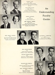 Page 12, 1959 Edition, Glenwood High School - Nushka Yearbook (Glenwood, NC) online yearbook collection