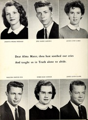 Page 16, 1959 Edition, Glenwood High School - Nushka Yearbook (Glenwood, NC) online yearbook collection
