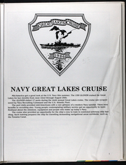 Glover (FF 1098) - Naval Cruise Book online yearbook collection, 1986 Edition, Page 6