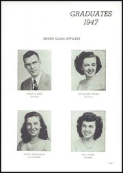 Gloversville High School - Oracle Yearbook (Gloversville, NY) online yearbook collection, 1947 Edition, Page 13 of 88