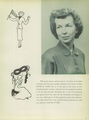Gloversville High School - Oracle Yearbook (Gloversville, NY) online yearbook collection, 1951 Edition, Page 9 of 96