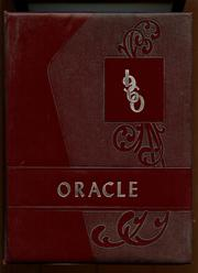 Gloversville High School - Oracle Yearbook (Gloversville, NY) online yearbook collection, 1960 Edition, Cover