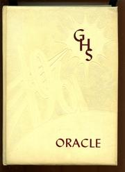 Gloversville High School - Oracle Yearbook (Gloversville, NY) online yearbook collection, 1961 Edition, Cover