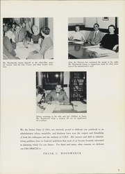 Page 11, 1961 Edition, Gloversville High School - Oracle Yearbook (Gloversville, NY) online yearbook collection