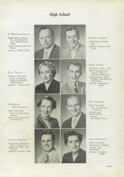 Page 11, 1954 Edition, Gnadenhutten High School - Goal Yearbook (Gnadenhutten, OH) online yearbook collection