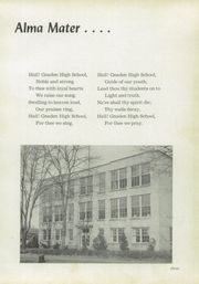 Page 7, 1954 Edition, Gnadenhutten High School - Goal Yearbook (Gnadenhutten, OH) online yearbook collection