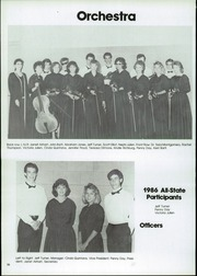 Goddard High School - Centauri Yearbook (Roswell, NM) online yearbook collection, 1986 Edition, Page 58
