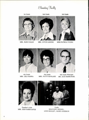 Godley High School - Wildcat Yearbook (Godley, TX) online yearbook collection, 1974 Edition, Page 8 of 104