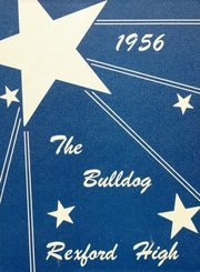 Golden Plains High School - Bulldog Yearbook (Rexford, KS) online yearbook collection, 1956 Edition, Cover