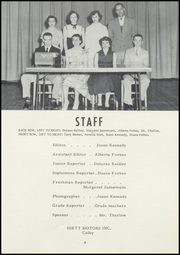 Page 11, 1956 Edition, Golden Plains High School - Bulldog Yearbook (Rexford, KS) online yearbook collection