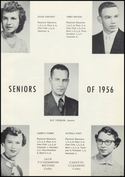 Page 15, 1956 Edition, Golden Plains High School - Bulldog Yearbook (Rexford, KS) online yearbook collection