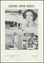 Page 17, 1956 Edition, Golden Plains High School - Bulldog Yearbook (Rexford, KS) online yearbook collection